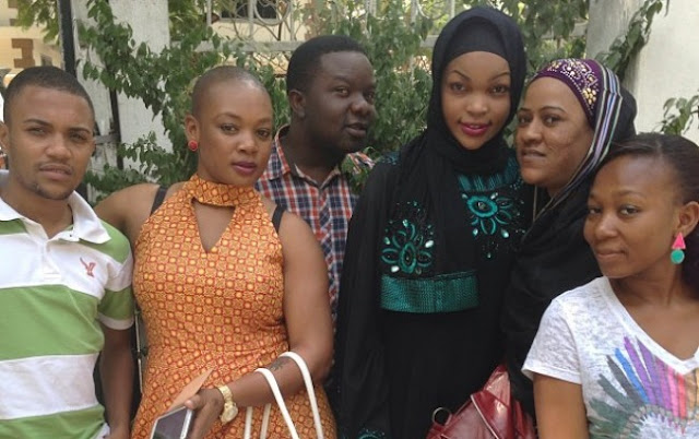 Mwezi Mtukufu wa Ramadhani, staa wa Filamu za Kibongo, Wema Sepetu