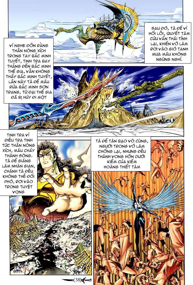 Thần Binh Huyền Kỳ I chap 146 Trang 37 - Mangak.info