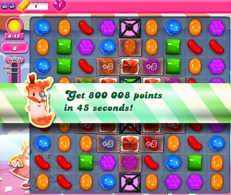 Candy Crush Saga 880