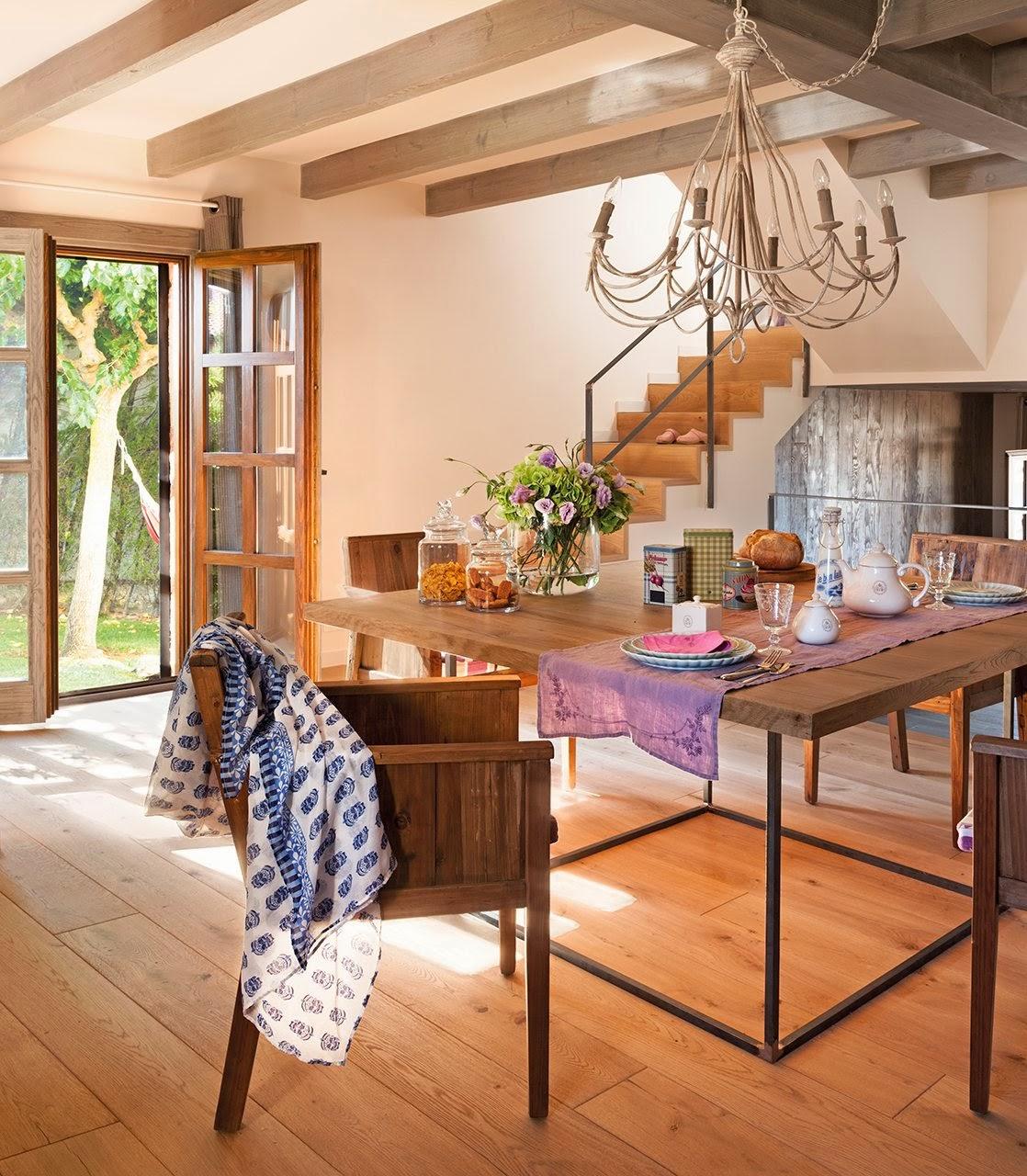 amenajari, interioare, decoratiuni, decor, design interior, casa de vacanta, culori neutre, sufragerie