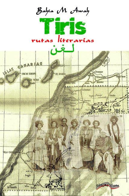 Micromecenazgo para 'Tiris, rutas literarias', el nuevo libro de Bahia M. Awah