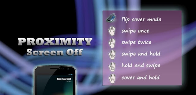 Proximity Screen Off Pro v5.3 Apk App
