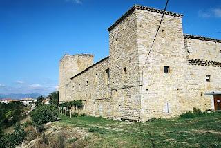 Castillo palacio de Arazuri