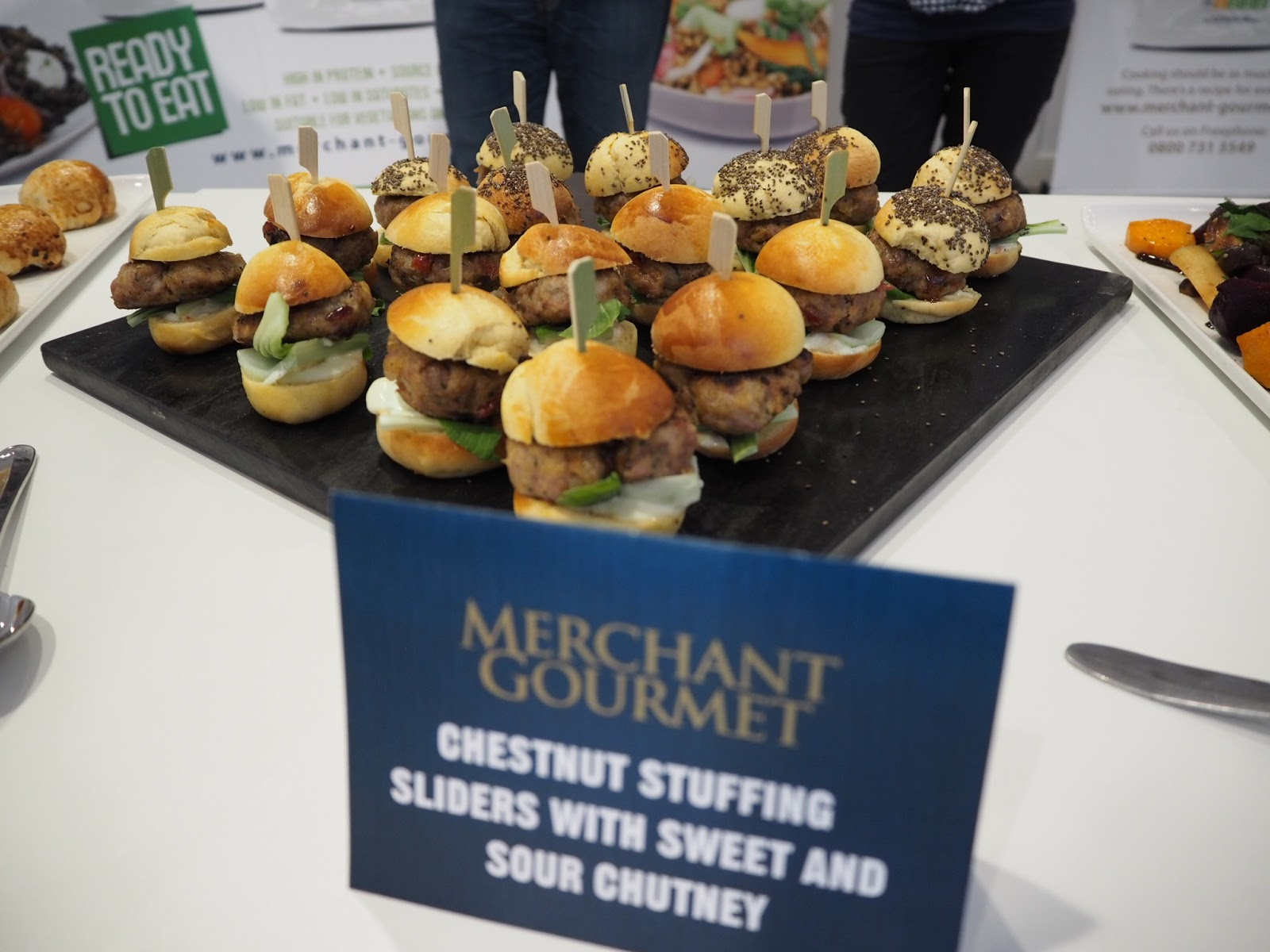 Recipe made with Merchant Gourmet Chestnuts