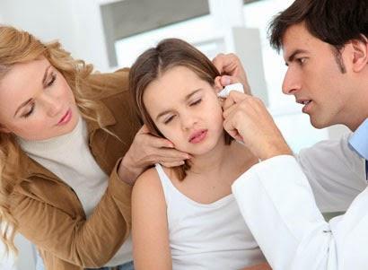 Ramuan Herbal Penyembuh Infeksi Telinga
