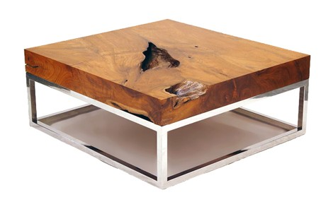 The Tribeca coffee table from