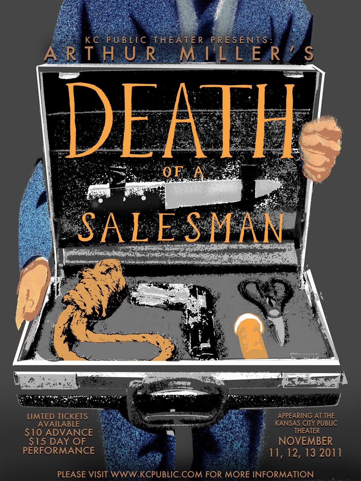 the tragedy in willy lomans death of a salesman Reading an essay tragedy and the common man by arthur miller, it is possible to state that concluding statement about a tragic hero is exactly what can be seen in willy loman, a character of his play death of a salesman.