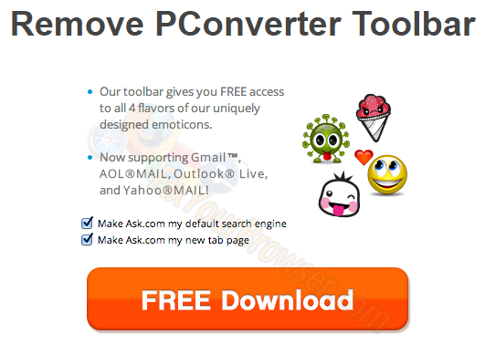 Come rimuovere DownShotFree Toolbar