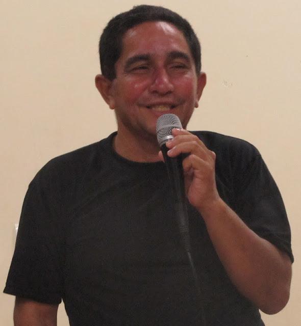 Locutor Tadeu Cruz