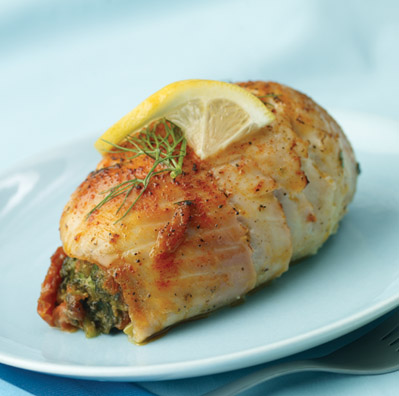 The Northern Belle 39 S Kitchen Spinach And Crab Stuffed Tilapia
