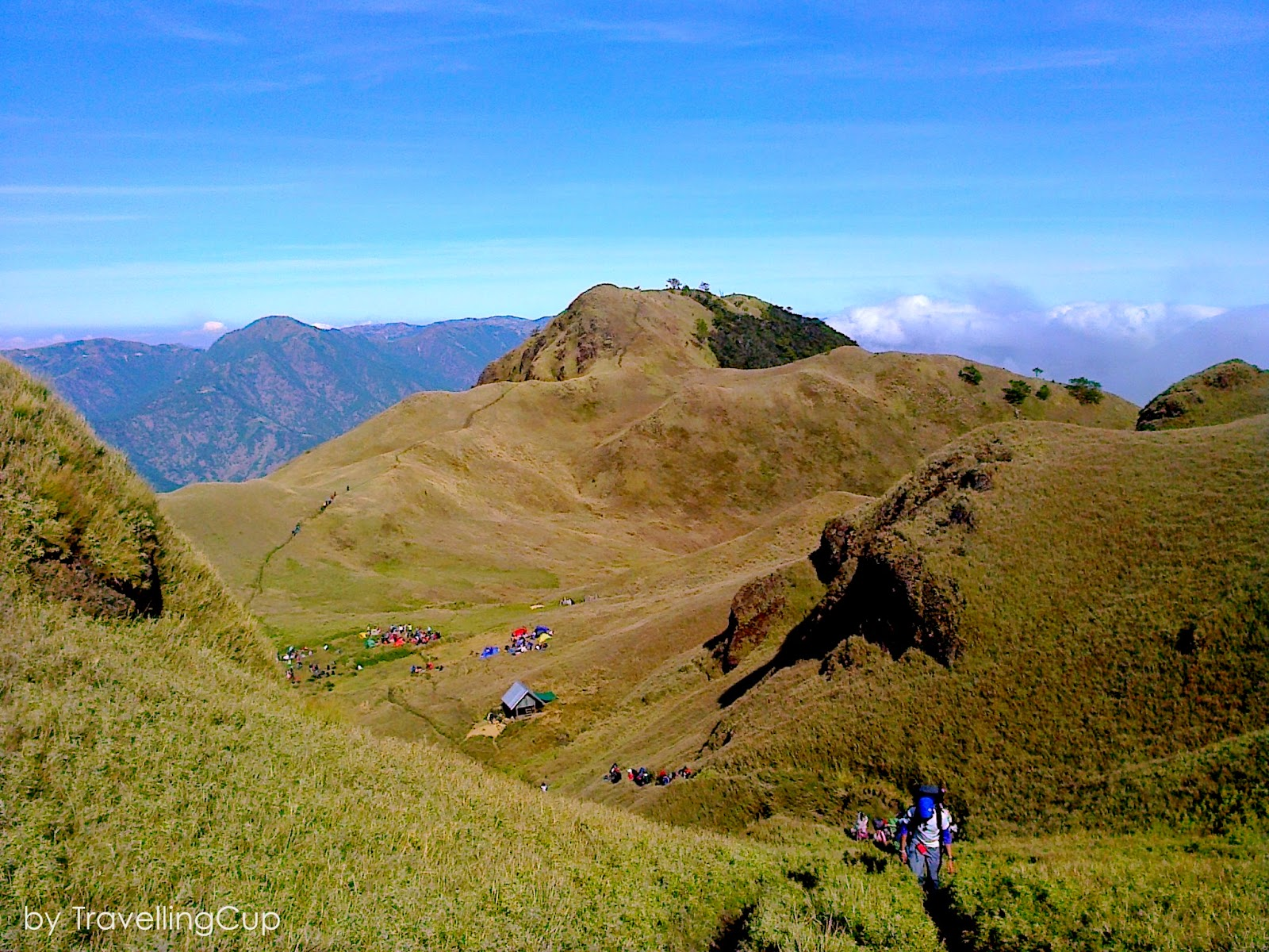 Camp Site in Mt. Pulag