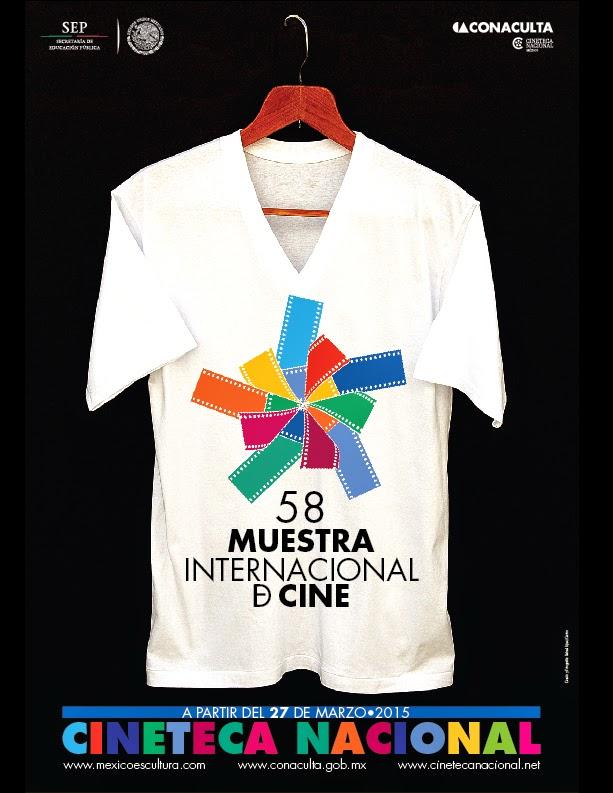 58 Muestra Internacional de Cine en la Cineteca Nacional