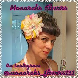 Monarchs Flowers