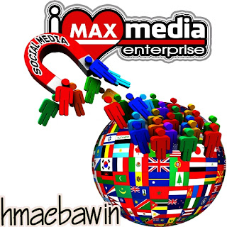 Social Media Revenue Generation Maxmedia by hmaebawin