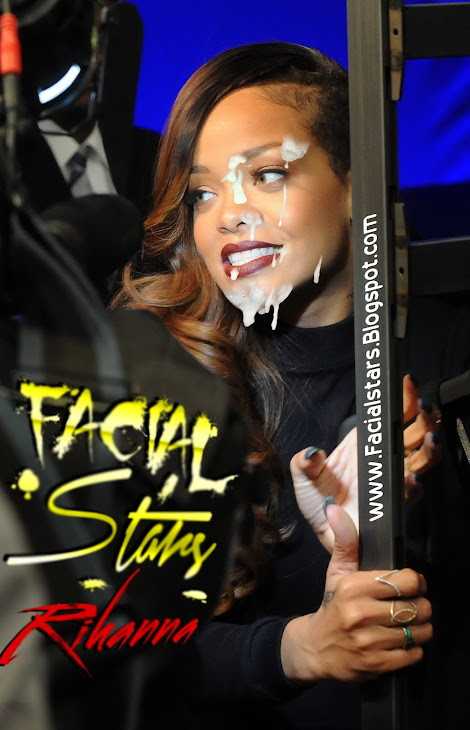 Rihanna Facials in Action