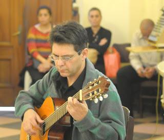 Musica na Matriz Geremias Cruz