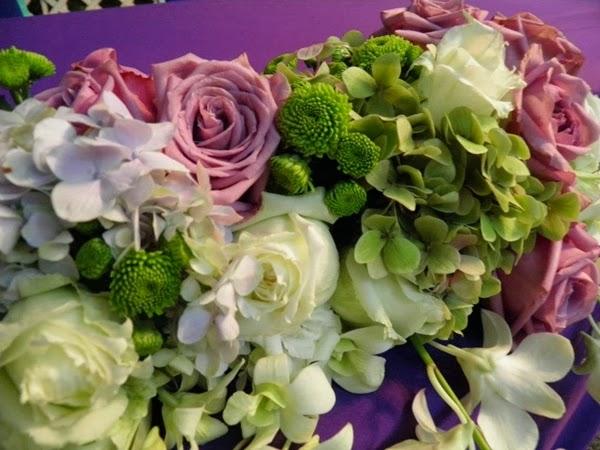 assorted flowers decor