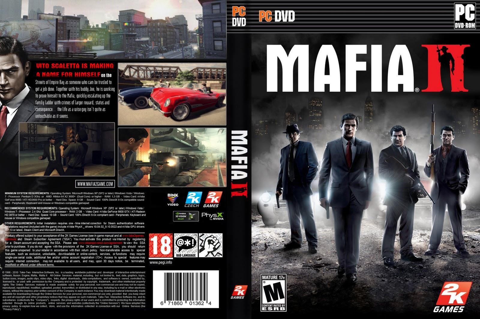Mafia саундтрек скачать