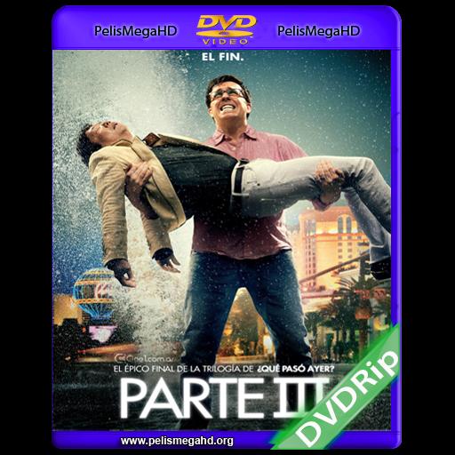 ¿QUE PASO AYER? PARTE III (2013) DVDRIP ESPAÑOL LATINO