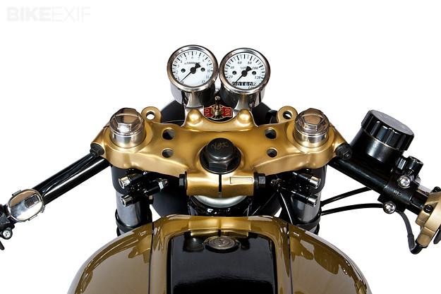 TheCafeRacerCult  Honda CB750F Super Sport by kott