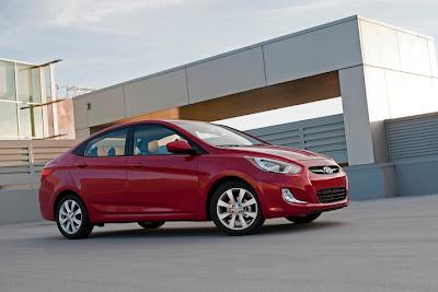 Hyundai Accent 2012