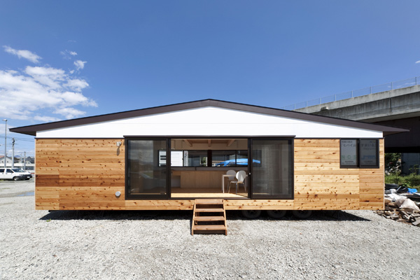 Casas prefabricadas de madera espacios en madera - Refugios de madera prefabricados ...