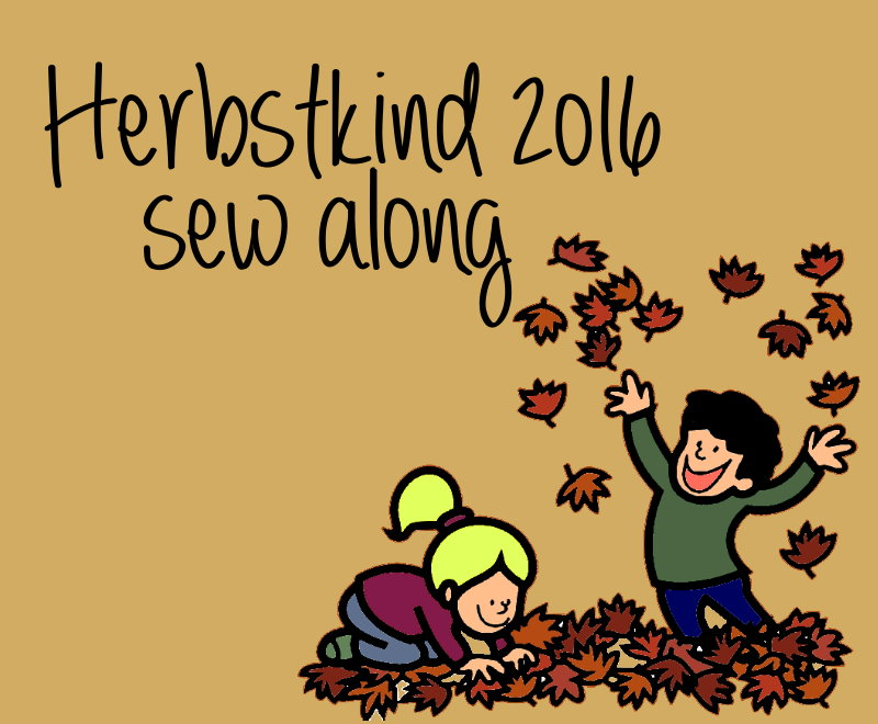 Herbstkind sew along 2016