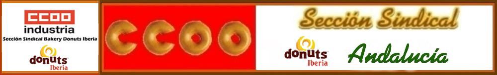 CCOO Bakery donuts Iberia Andalucia