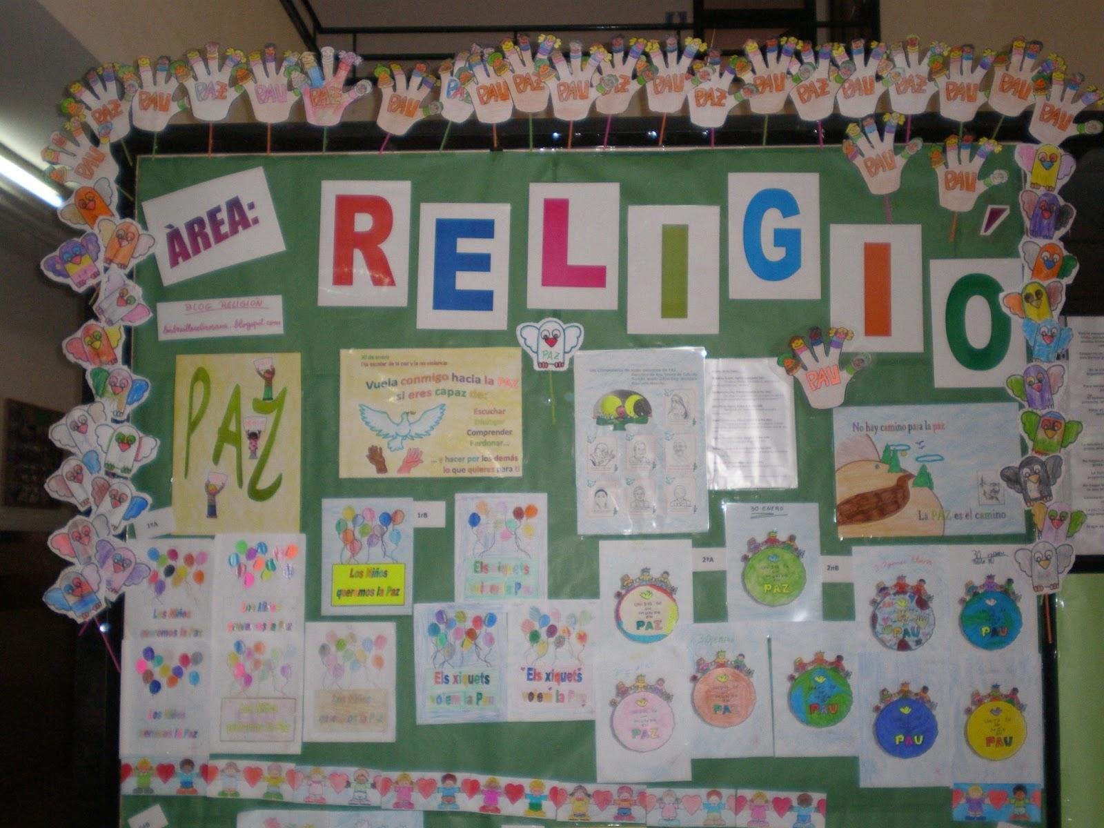 Religi n d a de la paz for El mural periodico jalisco
