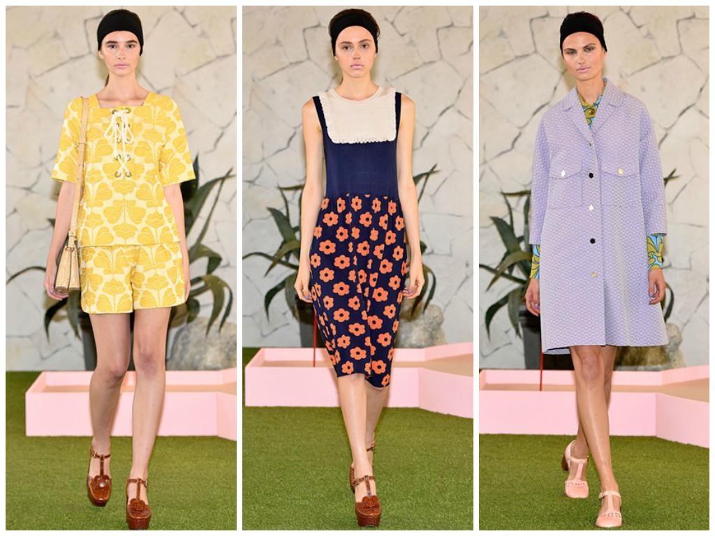 Orla Kiely at London Fashion Week LFW