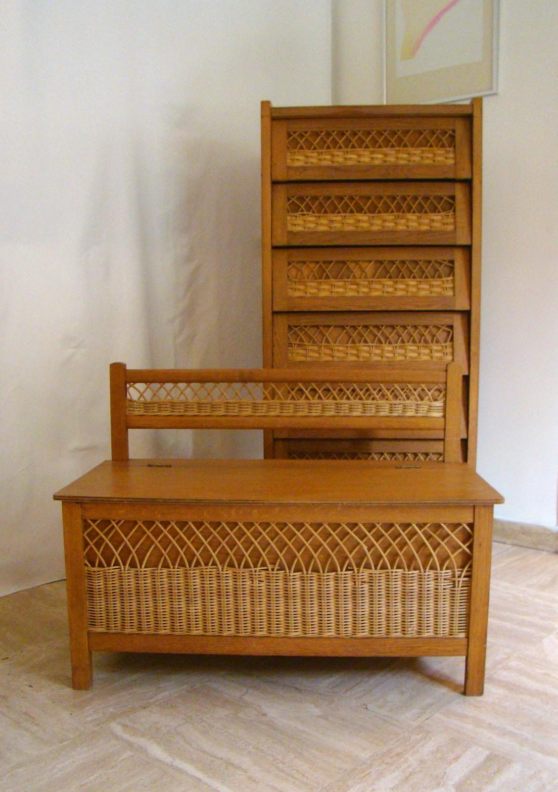 vintage in villennes rangements. Black Bedroom Furniture Sets. Home Design Ideas
