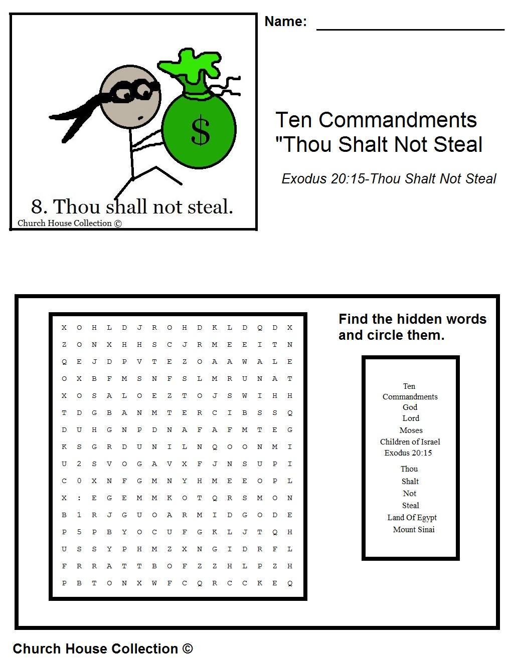 ten commandments worksheets  Grimmbr math worksheets, worksheets, free worksheets, education, and grade worksheets Ten Commandments Worksheets For Kids 1319 x 1019