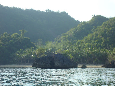 island hopping in Sipalay City