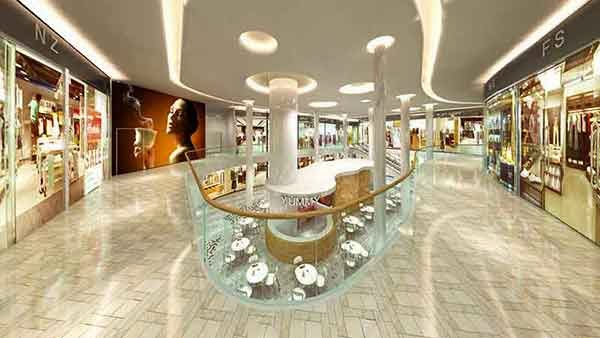 Macpherson Mall Shops