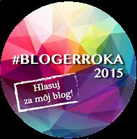 Ak sa vám náš blog páči, môžete za nás zahlasovať :)
