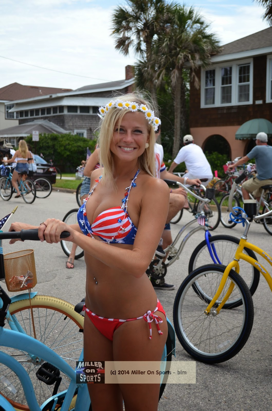 Bikes Jacksonville Beach Fl th of July Bike Parade