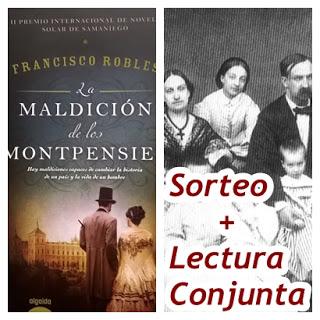Sorteo + LC La maldición de los Montpensier