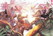 #11 Street Fighter Wallpaper