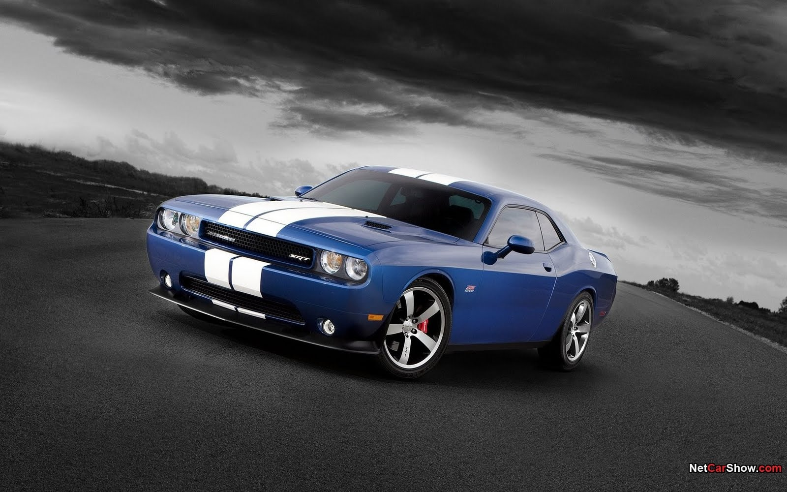 top cool cars: Cool Dodge Challenger Cars