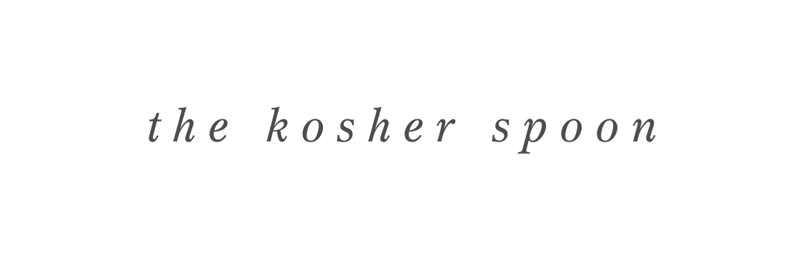 the kosher spoon