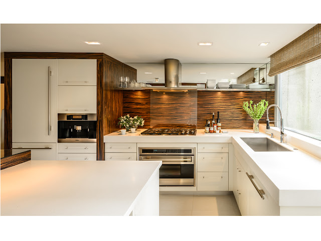 contemporary kitchen design vancouver
