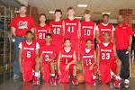 2013 7th Grade Buckeye Prep Team Picture