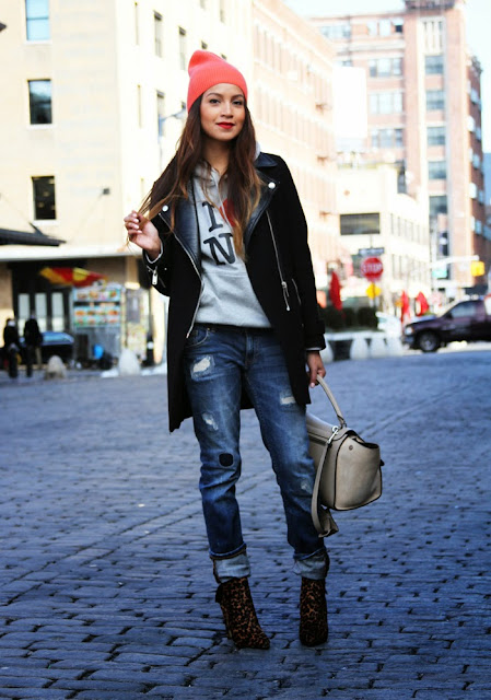 style-rx.ca: How to wear the boyfriend jean