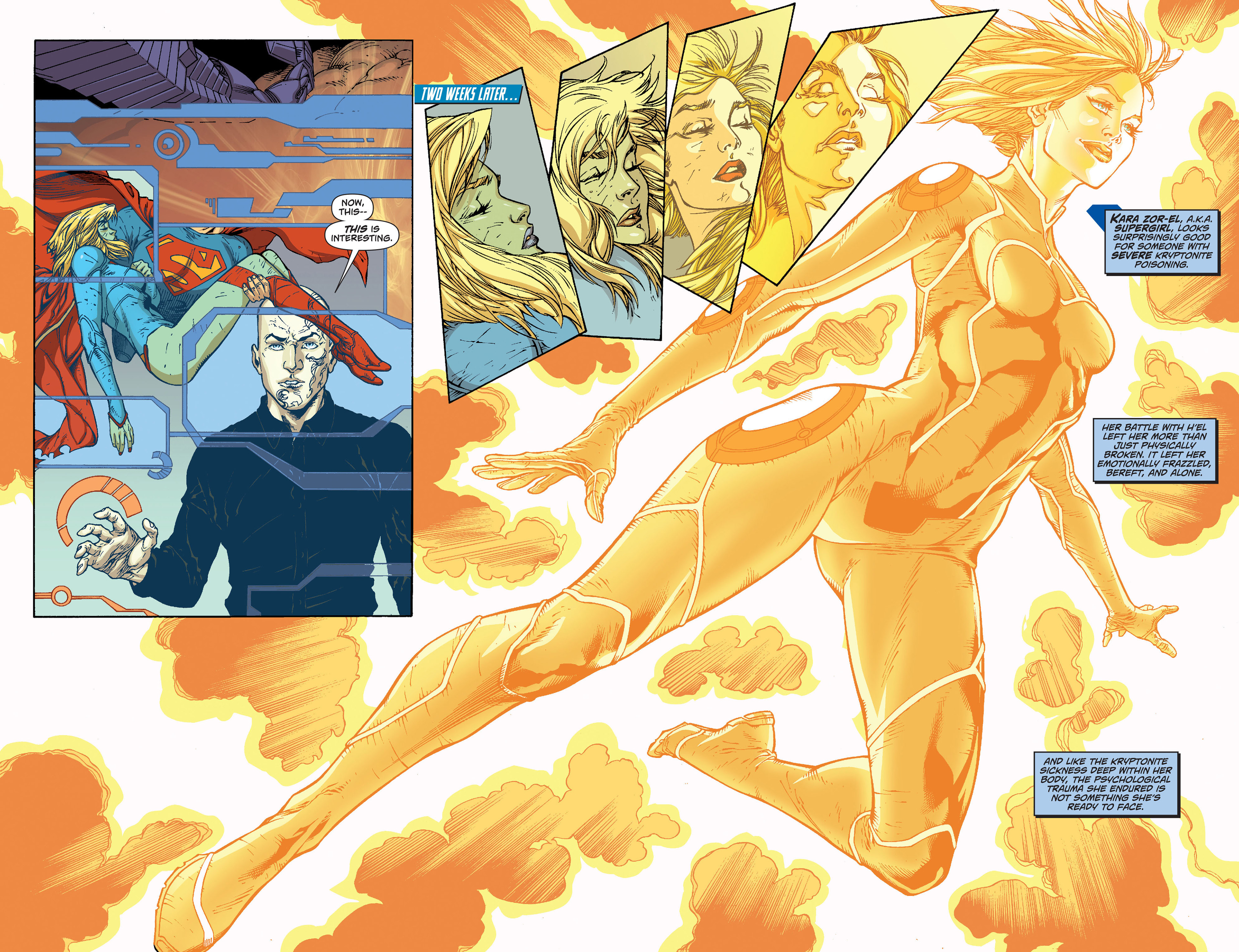 Supergirl (2011) Issue #18 #20 - English 5