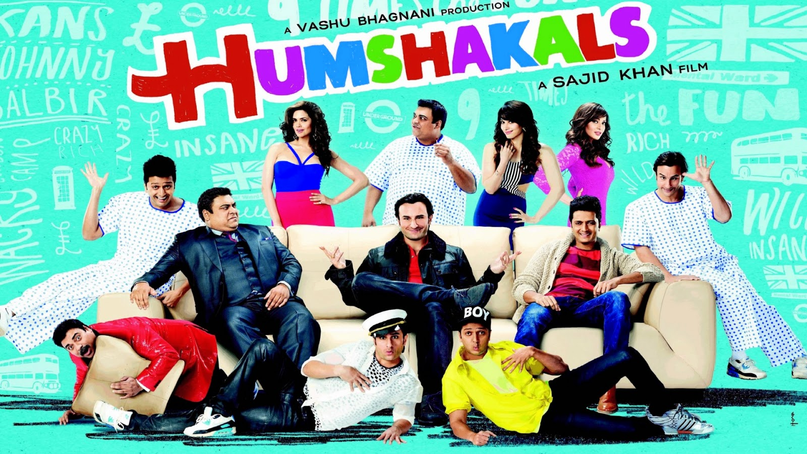 Humshakals Movie Songs
