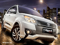 Inilah Kelebihan Toyota Rush Facelift 2015