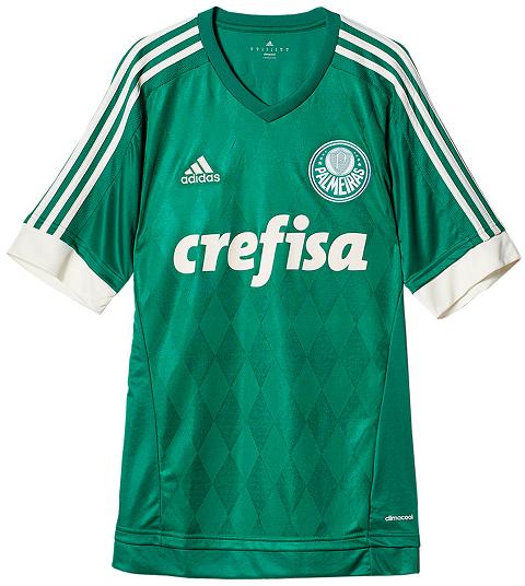 Adidas lança nova camisa titular do Palmeiras - Show de Camisas b709ab09ccaaa