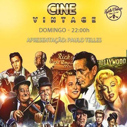 CINE VINTAGE - AS MAIORES TRILHAS SONORAS DO CINEMA