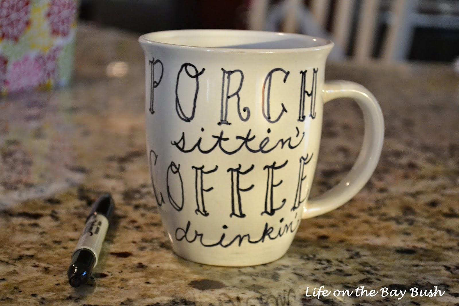 Porch Sittin Coffee Drinkin