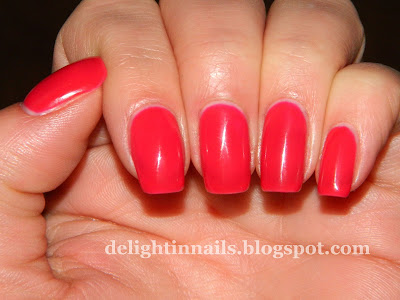 OPI Too Hot Pink To Hold Em